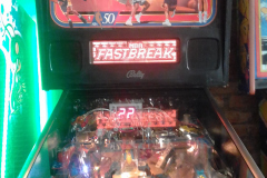 NBA FASTBREAK PINBALL COSTA RICA