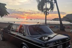 SUNSET BEACH COSTA RICA LIMOUSINE