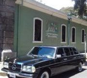 CENAC COSTA RICA. MERCEDES LIMOUSINE RIDES AND TOURS.